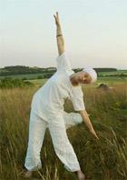 Yoga Übungsreihen