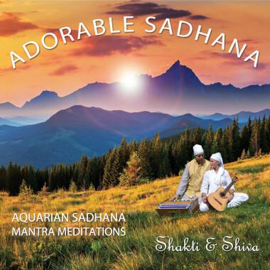 Adorable Sadhana - Shakti & Shiva