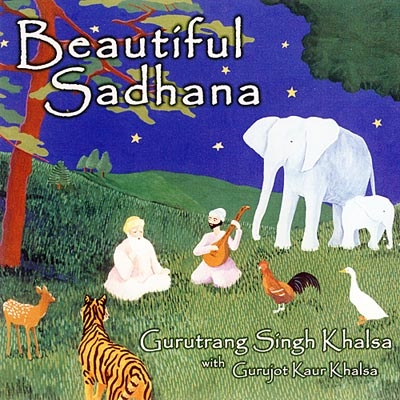 Beautiful Sadhana