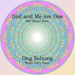 God and Me are One & Ong Sohung