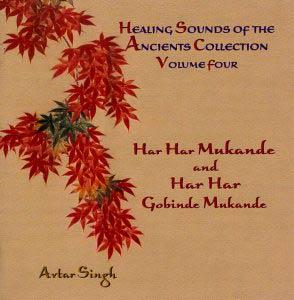 Healing Sounds Serie