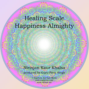 Healing Scale & Happiness Almighty