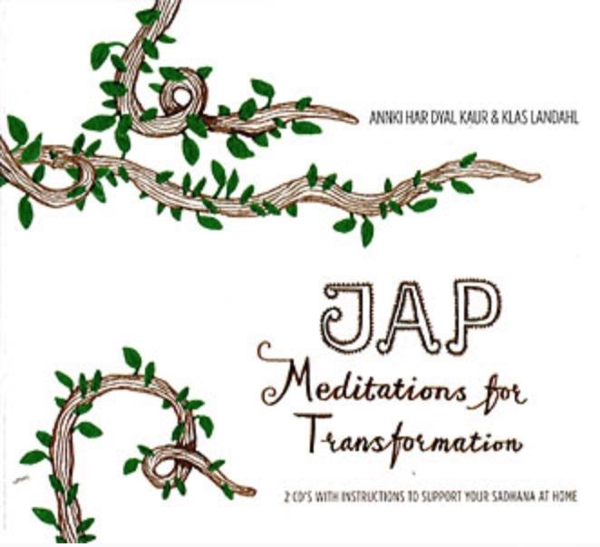 Jap Meditations for Transformation