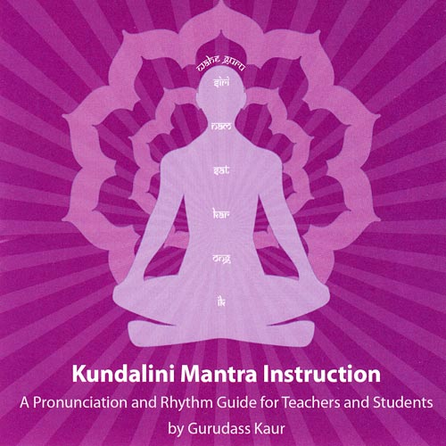 Kundalini Mantra Instruction