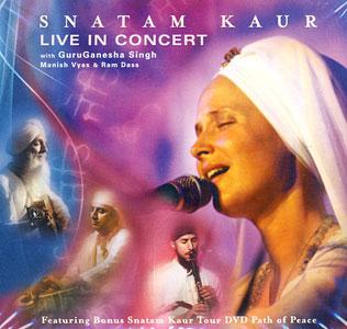 Snatam Kaur - Live