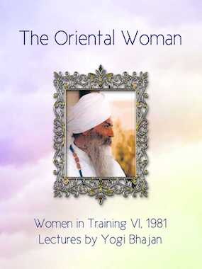 The Oriental Woman