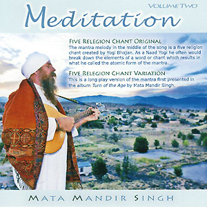 Meditation Vol. 2