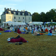 Europäisches Yogafestival