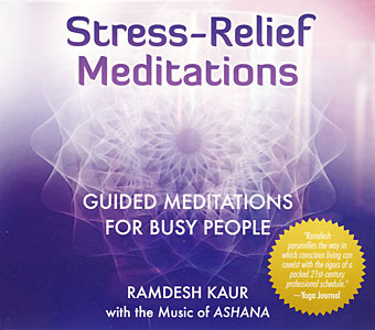 Stress-Relief Meditations