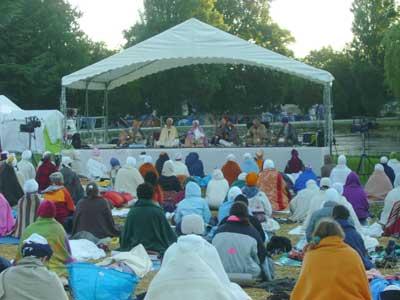 Yogafestival Live-Sadhana