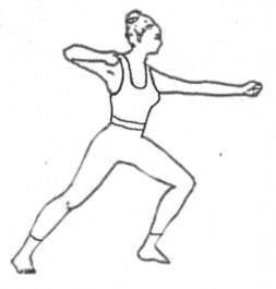 Täglichen Übungen für Frauen für Schönheit, Strahlen und Anmut - PDF