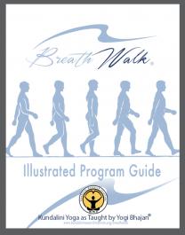 Breathwalk, Illustrated Program Guide - eBook