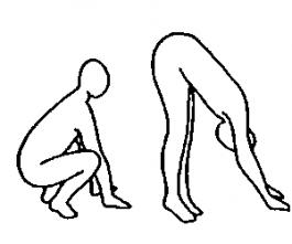 Kundalini Yoga für die untere Wirbelsäule  - Yogareihe/ Kriya - PDF