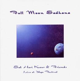 - Full Moon Sadhana - Sat Hari Kaur & Friends