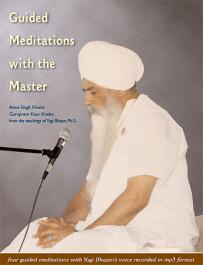 Guided Meditations with the Master - Yogi Bhajan - eBook and Audio