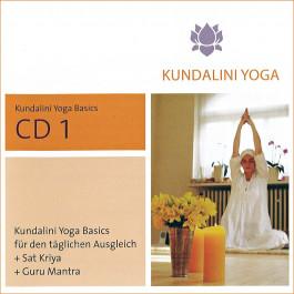 Kundalini Yoga Basics CD 1 - Gurmeet Kaur komplett