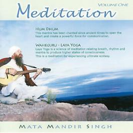 Meditation Vol. 1 -  Mata Mandir komplett