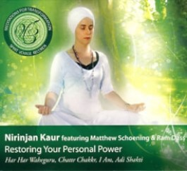Restoring Your Personal Power - Nirinjan Kaur komplett