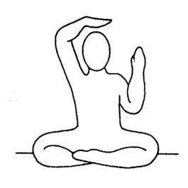 Selbstliebe kreieren - Yoga-Set