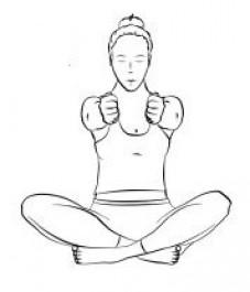 Yogareihe für Erkenntnis und zur Entwicklung eines universellen Bewusstseins