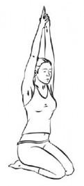 Sat Kriya - Yogaübung