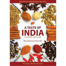A Taste of India, Delicious Vegetarian Recipes - eBook
