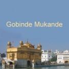 Gobinde Mukande - Gurudass live