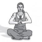 Entspannung / Nach der Entspannung / Bewegungsentspannung - Yoga Basistext & 2 Kriyas