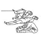KRIYA für den unteren Teil der Wirbelsäule und für die Ausscheidung - Yoga Übungsreihe