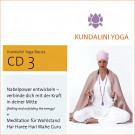 Kundalini Yoga Basics CD 3 - Gurmeet Kaur komplett