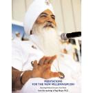 Meditations for the New Millenium (2001) - Yogi Bhajan - eBook