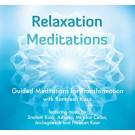 Relaxation Meditations - Ramdesh Kaur & Various Artists komplett