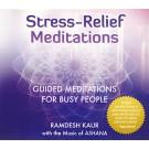 Stress-Relief Meditations - Ramdesh Kaur komplett