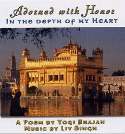 Adorned with Honor - Liv Singh