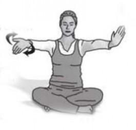 Reinigung der Lympfdrüsen - kundalini Yoga Übungsreihe