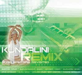 Kundalini Remix - Various Artists complete