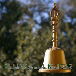 Kundalini Yoga Meets Naad Vol. 2 - Artwort