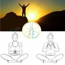 Kundalini Yoga Anfängerkurs 3 - für Substanz - mit 10 Übungsreihen - PDF Dateien