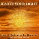 -Ignite your Light - Sat Kirin Kaur komplett CD
