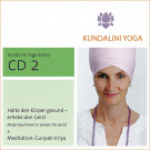 Kundalini Yoga Basics CD 2 - Gurmeet Kaur full album