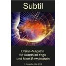 Subtil - Online-Magazin Ausgabe Nr. 1 - PDF-Datei