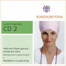 Kundalini Yoga Basics CD 2 - Gurmeet Kaur full album