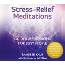Stress-Relief Meditations - Ramdesh Kaur full album
