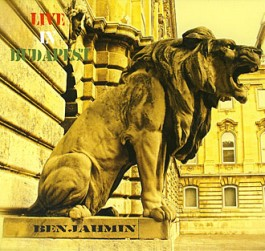 Live in Budapest - Benjahmin complet