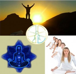 Kundalini Yoga Anfängerkurs 2 - für Energie - mit 10 Übungsreihen - PDF Dateien