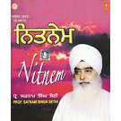 Nitnem - Ragi Sat Nam Singh Sethi complet