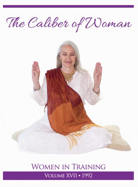 The Caliber of Woman