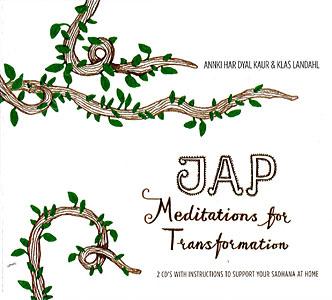 Jap - Meditations for Transformation